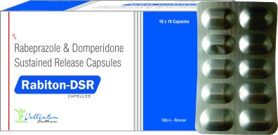 Rabeprazole 20mg +Domperidon 30mg