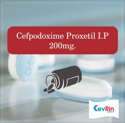 CEFPODOXIME PROXETIL 200MG Tablet