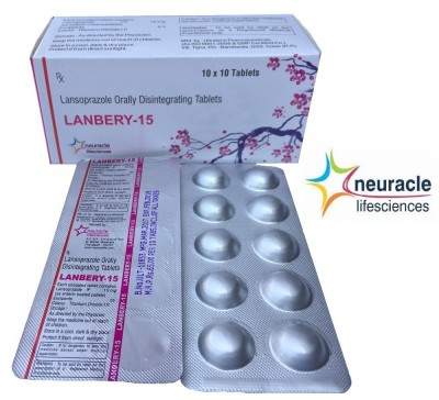 LANZOPRAZOLE 15 MG TABLET