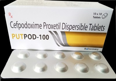 Cefpodoxime Proxetil Dispersible