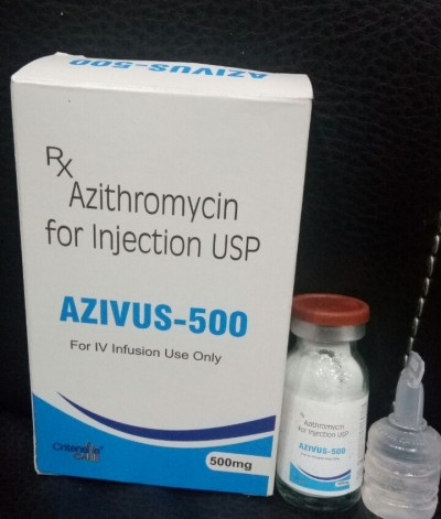 Azithromycin for Injection USP