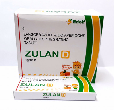 LANSOPRAZOLE  WITH DOMPERIDONE TAB