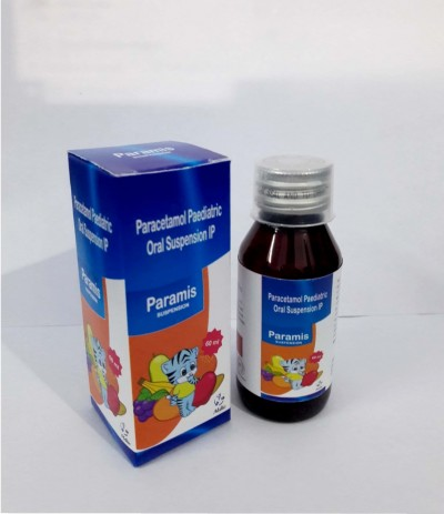 PARACETAMOL PAEDIATRIC ORAL SASPENSION