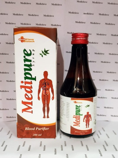 MEDIPURE SYRUP (BLOOD PURIFIER)