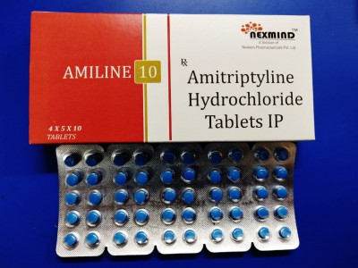 AMITRIPTYLINE HCL TABLETS IP