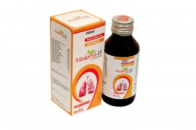 An Ayurvedic Caugh Syrup