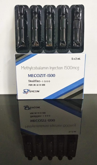 Methycobalamin Injection 1500mcg