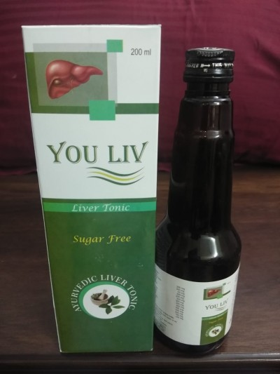 Ayurvedic Liver Tonic  (Full formulation)