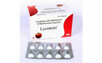 Lycopene with Multivitamin & Multimineral Capsules