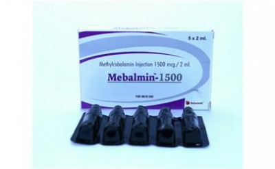 METHYLCOBALAMIN 1500MCG+BENZYL ALCOHOL 2%W/V+WATER FOR INJ Q.S