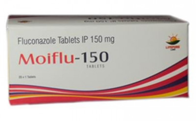 Fluconazole 150 mg (blister)