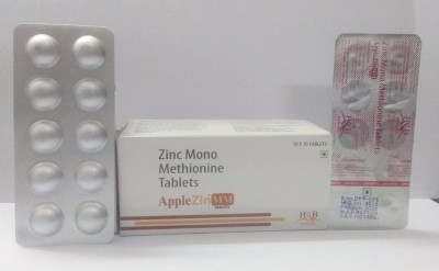ZINC MONO METHIONINE TABLETS