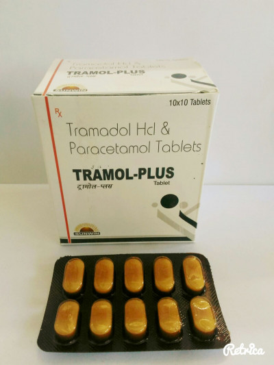 Tramadol and Paracetamol Tablet