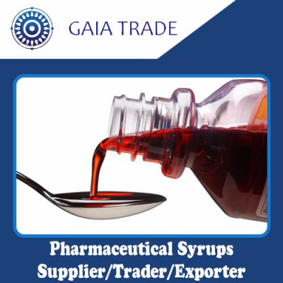 Pharmaceutical Syrups Exporters , Supplier, Trader
