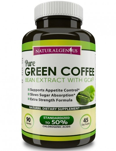 Natural Weight Loss With Green Coffee Bean