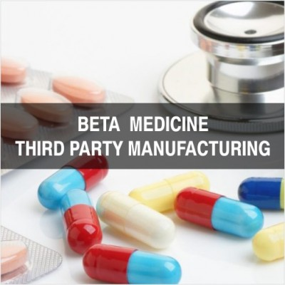 Third Party Manufacturing for BETA Medicine