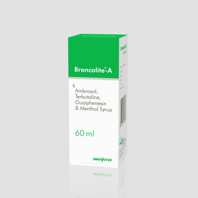 Broncolite - A Syrup