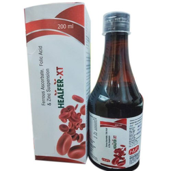 Manufacturer of Pharmaceutical syrup