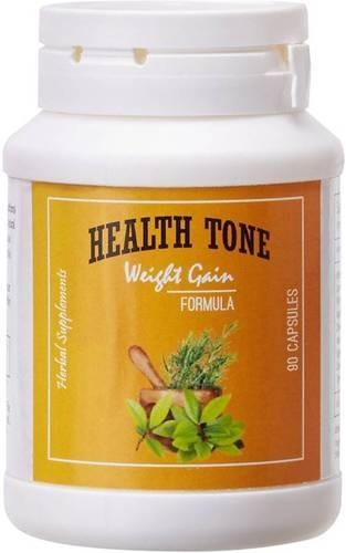 Health Tone Weight Gain Capsules Review