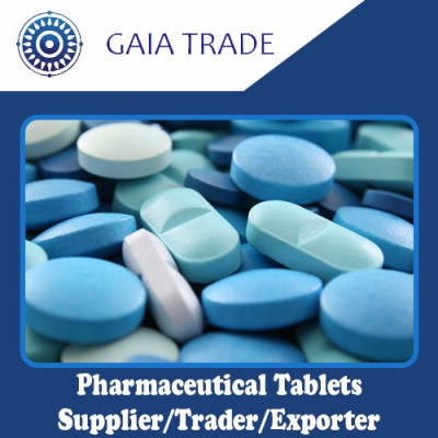 Pharmaceutical Tablets Exporters , Supplier, Trader