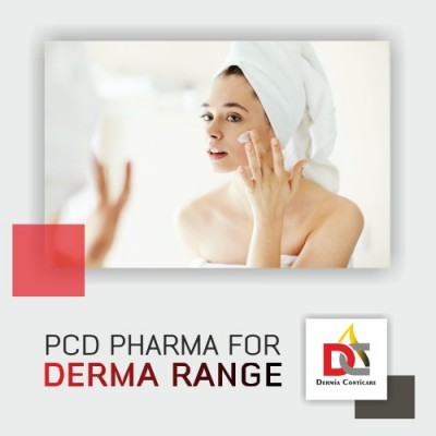 PCD Pharma Franchise for Derma Range