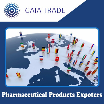 Pharmaceutical Products Exporters