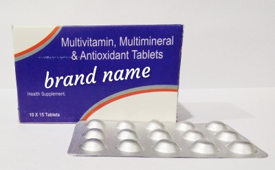 Multivitamin capsules & Tablets