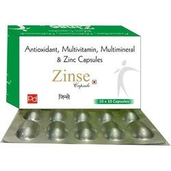 Pcd in Multivitamins Products