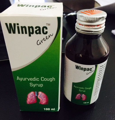 Pcd in ayurvedic Cough Syrups