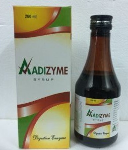Franchise for ayurvedic syrups