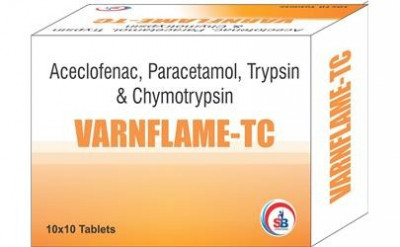 PCD for Analgesic & Antipyretic