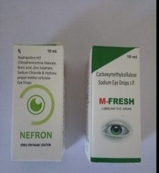 PHARMA FRANCHISE IN OPHTHALMIC PRODUCTS