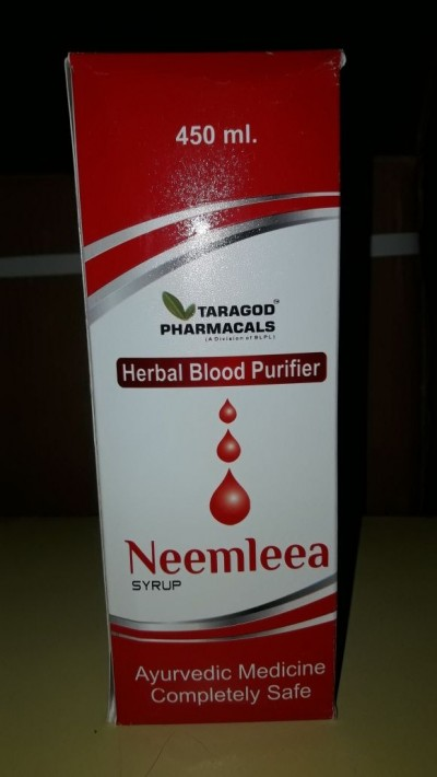 Manufacturers of Ayurvedic blood purifier