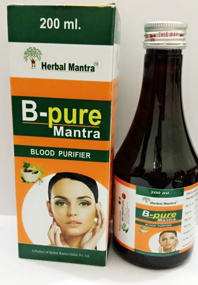 Third Party Manufacturer of ayurvedic  blood purifier