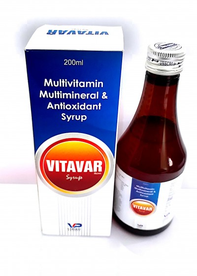 Pharma Franchise in multivitamins