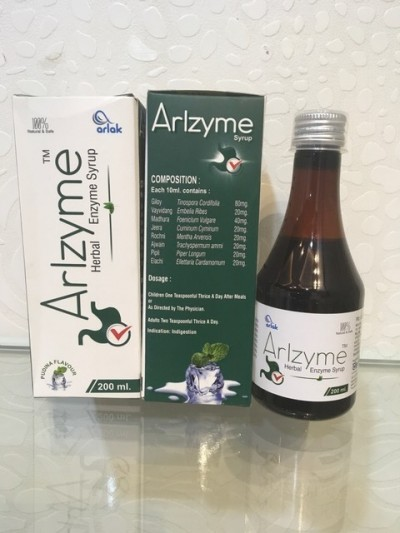 pharma franchise in ayurvedic Syrup