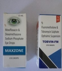 PCD IN OPHTHALMIC PRODUCTS